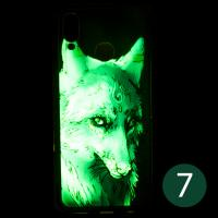 Силикон NIGHT CASE Xiaomi Redmi Note 6 Pro 07