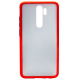 Силикон MATT CASE Xiaomi Redmi 8/8A красный