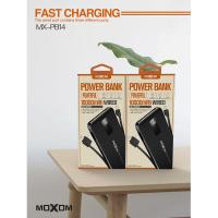 АКБ PowerBank MOXOM MX-PB14 (10000 mAh) черный