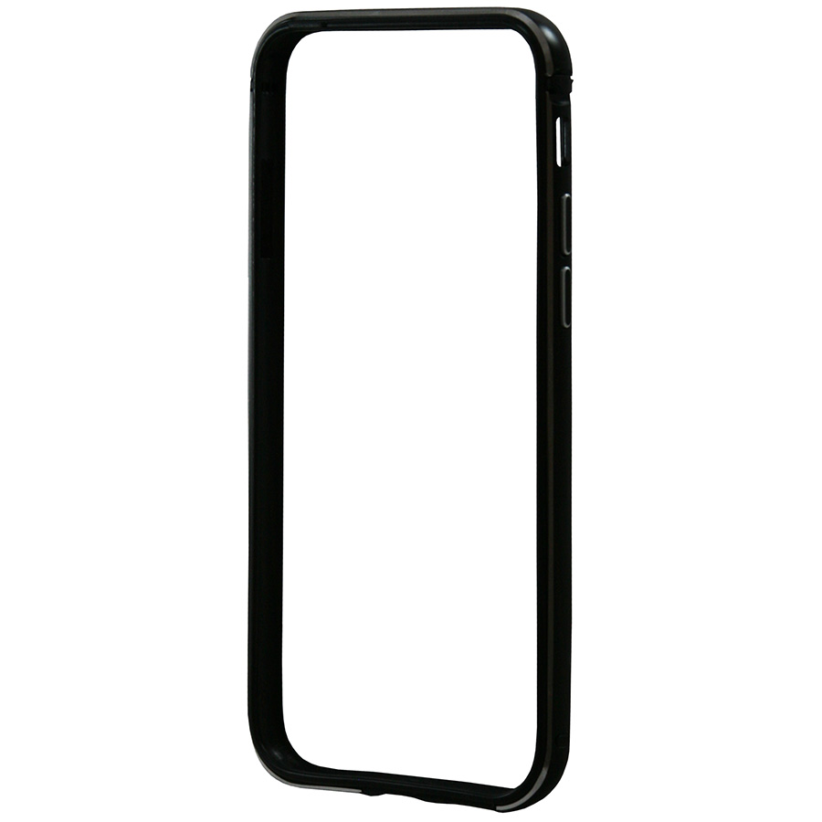 Бампер Metal FLEX iPhone 7 черный