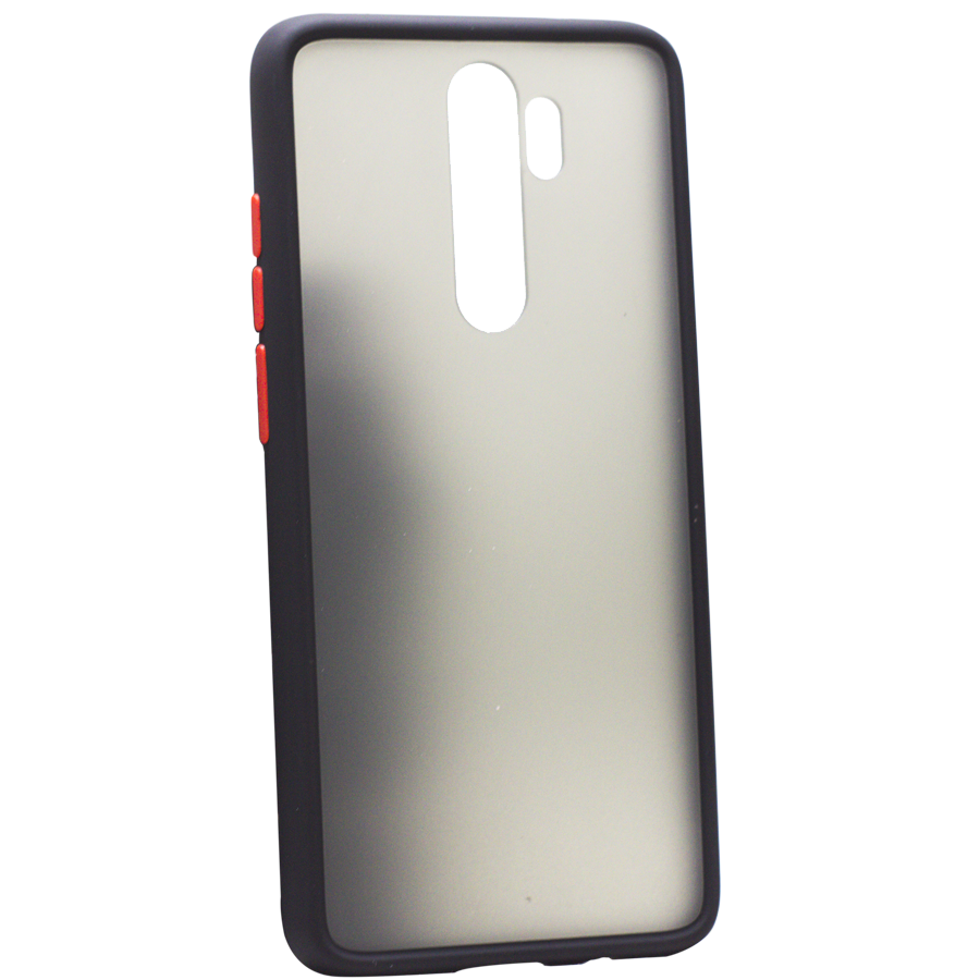 Силикон MATT CASE Xiaomi Redmi 8A черный